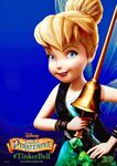 French Poster - TinkerBell