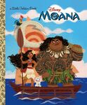 Random House Moana books 1