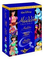 Aladdin Musical Masterpiece 2-3 Box Set UK DVD