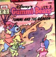 Gummi Bears Tummi and the Dragon Cover