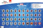 Marvel power Discs