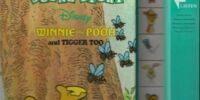 Winnie the Pooh and Tigger Too (Golden Sight 'n' Sound Book)
