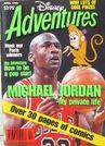 Disney Adventures Magazine australian cover April 1998 Michael Jordan