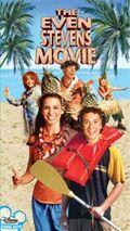 Even Stevens Movie VHS