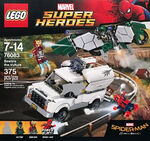 LEGO Spider-Man Homecoming Beware the Vulture Set