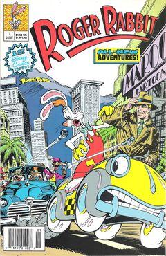 RogerRabbit issue 1