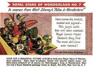 Royal stars of wonderland card 7