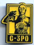 DLP-Star Wars Posters-C-3PO