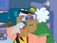Suga Mama Purple Glasses