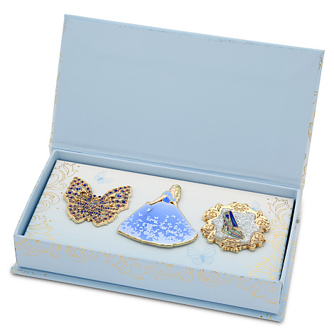 File:Cinderella Limited Edition Pin Set - Live Action Film 05.jpg
