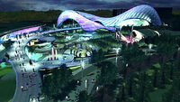 Tomorrowland shanghai