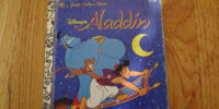 Aladdin (Little Golden Book)
