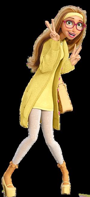 Honey Lemon Render