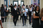 Once Upon a Time - 6x04 - Strange Case - Photography - Snow and Henry in School 2
