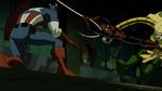 Spider-Man Saves Captain America AEMH