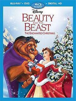 BATB Enchanted Christmas 2016 Blu-ray