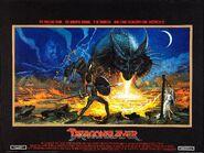 Dragonslayer banner