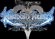 Kingdom Hearts Birth by Sleep Final Mix Logo KHBBSFM