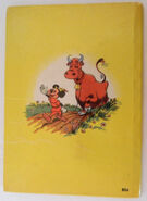 Mickey and the Beanstalk Story Hour back cover