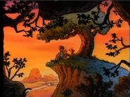 The New Adventures of Winnie the Pooh - Opening and Closing Background - 1