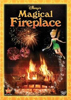 Disney's Magical Fireplace