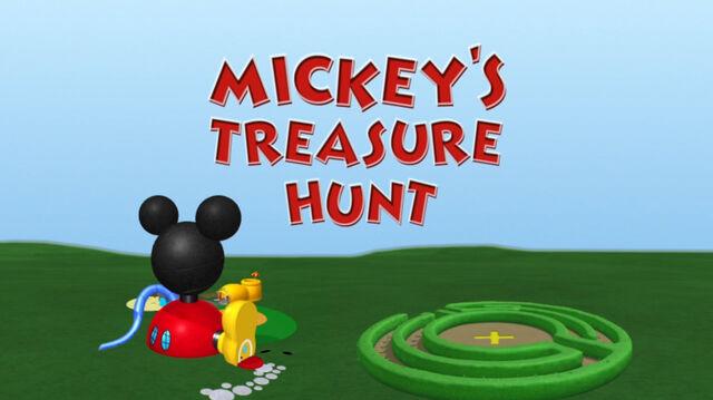 File:Mickey's treasure hunt title.jpg