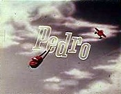 Pedro title card