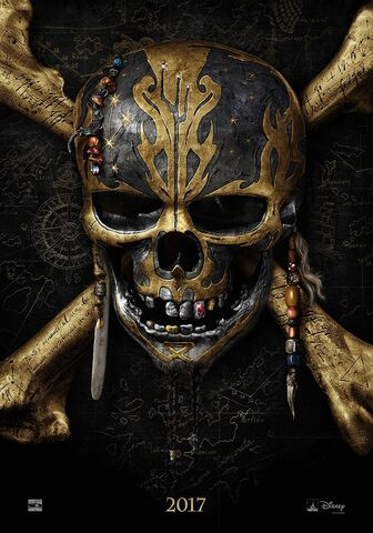 File:Pirates of the Caribbean Dead Men Tell No Tales - Poster.jpg