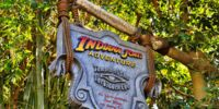 Indiana Jones Adventure: Temple of the Forbidden Eye