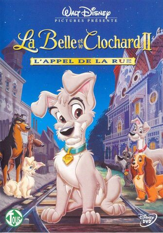 File:Lady and the Tramp 2 - Original French DVD Cover.jpg