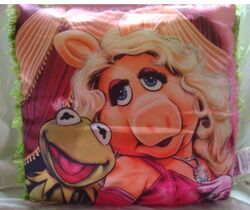 2007 muppet disney store pillow