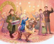 Frozen Storybook 2
