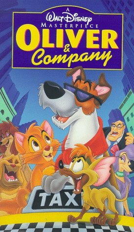 File:OliverAndCompany MasterpieceCollection VHS.jpg