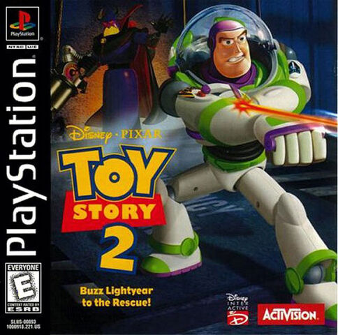 File:Toy Story 2 Buzz Lightyear to the Rescue! Versión PlayStation.jpg