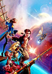 Treasure Planet Poster 4