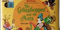 The Grasshopper and the Ants (Disney Read-Along)