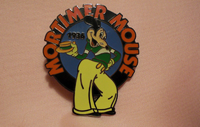 Mortimer Mouse Pin