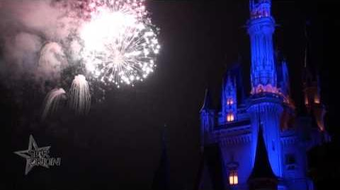Sky High Wishes at Tokyo Disneyland