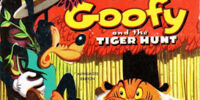 Goofy and the Tiger Hunt