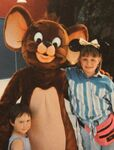 Jerry Mouse at Disney-MGM