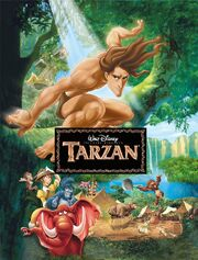 Tarzan the gorilla guy