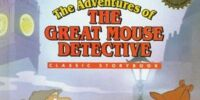 The Adventures of the Great Mouse Detective (book)