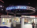 D23 Expo 2013 Tomorrowland Exhibit