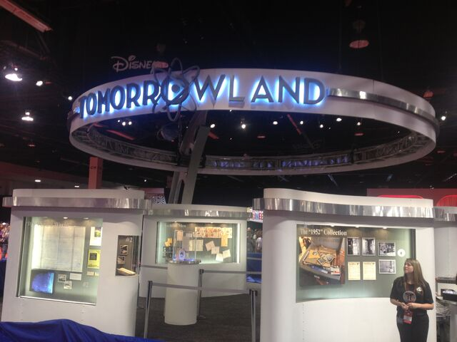 File:D23 Expo 2013 Tomorrowland Exhibit.jpg