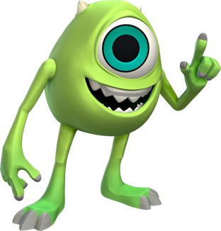 File:Disney INFINITY - Mike.png