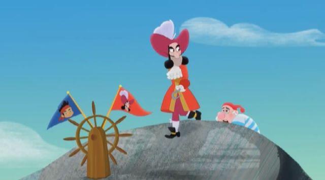 File:Jake and the Never Land Pirates Jake Saves Bucky 2012 DVDRip tinymoviez single link.jpg