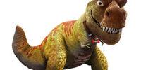 Tiny the T-Rex