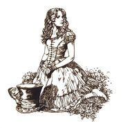 Alice-in-Wonderland-Line-Drawings-alice-in-wonderland-2010-10573742-700-727