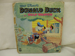 Donald duck help wanted