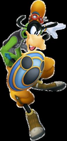 File:Goofy (Battle) KHII.png